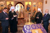 Metropolitan Hilarion of Volokolamsk meets with Primate of the Polish Orthodox Church