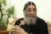 Coptic pope suggests church-building law to ease tensions