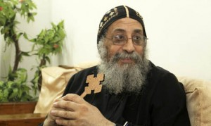 Coptic pope suggests church-building law to…