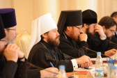 Working Group for cooperation between Russian Orthodox Church and Russian Ministry of Foreign Affairs holds its regular meeting