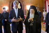 US Secretary Kerry urges Turkey to re-open Halki Seminary of Istanbul