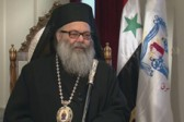 His Beatitude Patriarch John X of Antioch expresses gratitude for humanitarian aid to the Syrian people