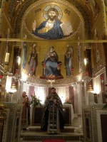 Orthodox service celebrated the Palatine Chapel,…