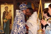 A newly ordained priest to be sent to the parish of the diocese of Korsun on Martinique Island