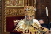 Egypt Pope Blasts Morsi over Cathedral Clashes