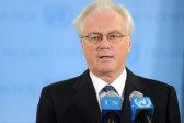 Churkin regards abduction of bishops attempt to aggravate religions contradictions in Syria