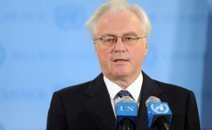 Churkin regards abduction of bishops attempt…
