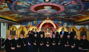 Meeting of Canadian Conference of Orthodox…