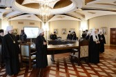 Patriarch Kirill chairs a regular meeting of the Supreme Church Council