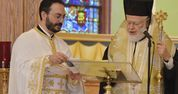 Metpolitan Methodios Visits the Watertown Community