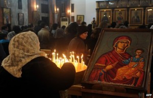 Syria's beleaguered Christians