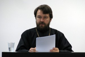 Metropolitan Hilarion opens theological conference in…