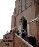 Orthodox Christian presence at Birmingham CCT…