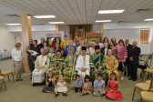 Metropolitan Tikhon visits Fort Bliss, TX