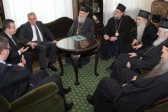 Meeting of Serbian leadership with Serbian Patriarch