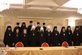 Metropolitan Hilarion of Volokolamsk chairs meeting of Coordinating Committee of border zone dioceses of Russia, Ukraine and Belarus