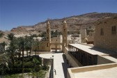 Even in Desert Retreat, Monks Feel Egypt's Turmoil