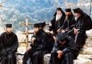 Mt. Athos Leaders Talk Taxes With Samaras