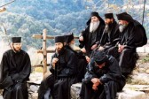 Mt. Athos Leaders Talk Taxes With Samaras