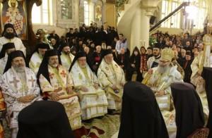 SYRIA-CONFLICT-RELIGION-KIDNAP