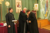 Graduation at St. Sophia Ukrainian Orthodox Theological Seminary