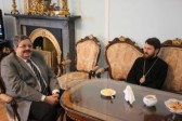 Metropolitan Hilarion begins his working visit to Turkey