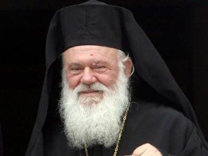 Archbishop Ieoronymos of Athens and All Greece