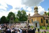 St. Tikhon's Monastery welcomes pilgrims