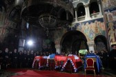 Remains of four Serbian royals laid to rest