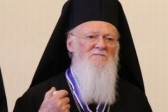 Patriarch Bartholomew: God and state will protect me