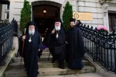 Archbishop Ieronymos Visits the Greek Orthodox Archdiocese of America and the Community of St. Demetrios in Astoria