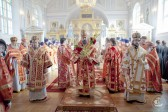 Bishop Theodosius of Seattle Serves at Feast-Day Celebrations at St Petersburg Theological Academy