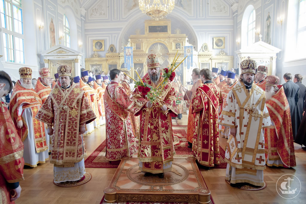 Saint Petersburg Theological Academy