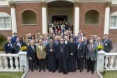 Father Maximos of Mount Athos leads 2013 Archon Lenten Retreat