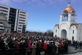 Thousands Gather for Consecration of Lasnamäe Church Bell Tower