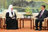 Patriarch Lauds 'Special Relationship' in China Visit