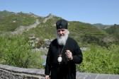 Patriarch Kirill compares Great Wall of China with development of Siberia