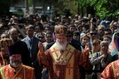 Russian Patriarch Conducts Service In Beijing