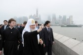 His Holiness Patriarch Kirill completes his visit to China