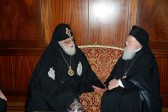 Catholicos-Patriarch of Georgia says plans to visit Abkhazia with Ecumenical Patriarch
