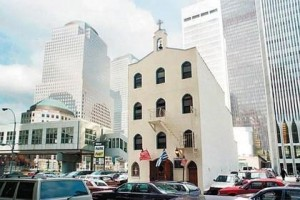 St. Nicholas Church was overshadowed by the World Trade Center and destroyed along with it on Sept. 11, 2001, but now is going to finally be replaced with another.