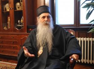 Bishop Irinej of Backa – Photo from: www.novosti.rs