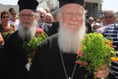Archbishop Demetrios Calls for Protection of Ecumenical Patriarch