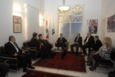 Gemayel Receives from Sabra Assurances that Kidnapped Bishops are in 'Good Health'