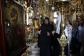Patriarch Kirill visits Zograf Monastery