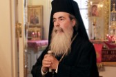 Patriarch Theophilos of Jerusalem completes his visit to the Russian Orthodox Church