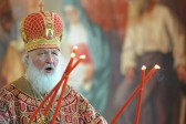 Patriarch Kirill to Hold Liturgy in Moscow on Ascension