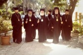 The Patriarch of Alexandria and the Archbishop of Cyrpus Visit Balamand
