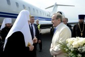 Patriarch Kirill begins a primatial visit to Estonia