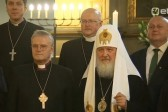 Patriarch Kirill Thanks Estonian Lutheran Archbishop for Contrarian Position on Punk Performance